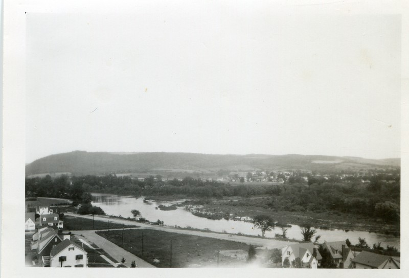 1942 View from Ideal Hospital 2
