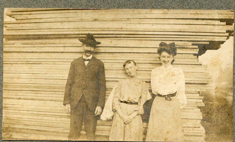 Edwin and Ruth VanDeventer Maude Bronson Oldfield