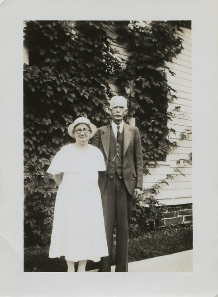 Edwin and Ruth June 27 1935