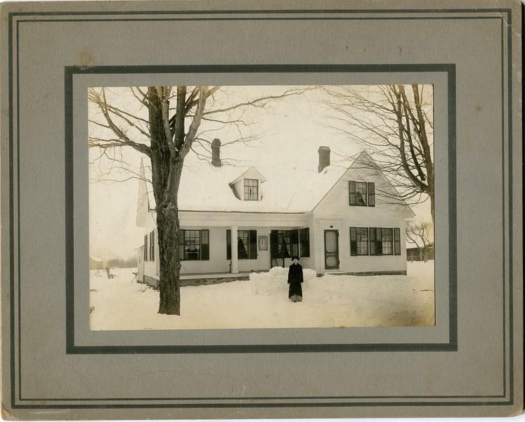 Ruth Van Deventer parsonage Maine NY