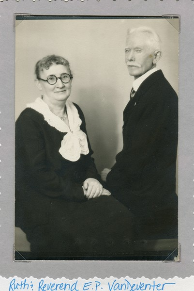 Edwin and Ruth VanDeventer