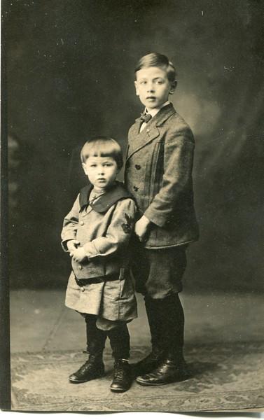 Francis and Eugene VanDeventer