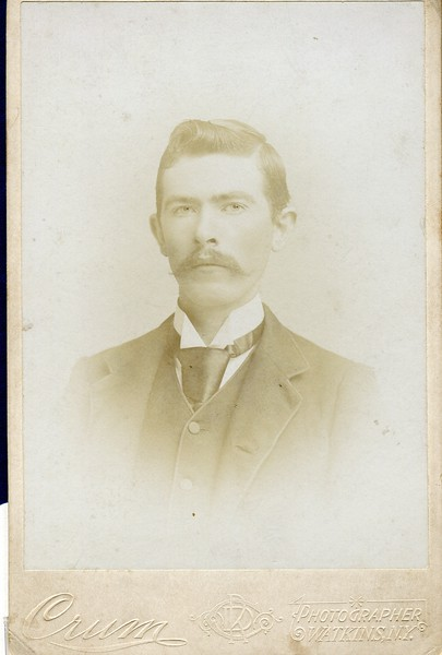 Rev Edwin Porter VanDeventer 1869-1947
