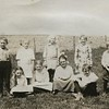 Alice Kame and other school children early 1920s