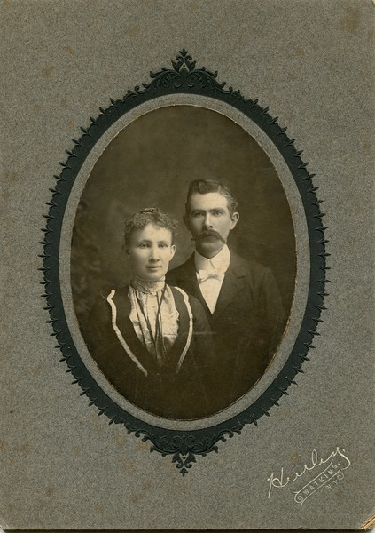 Edwin Porter and Ruth Edna VanDeventer