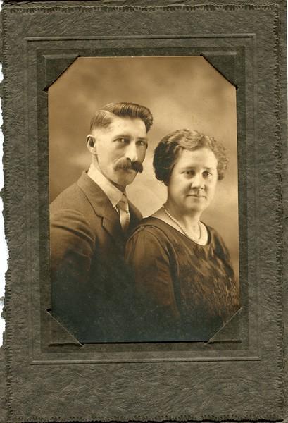 Gilbert and effie Allen