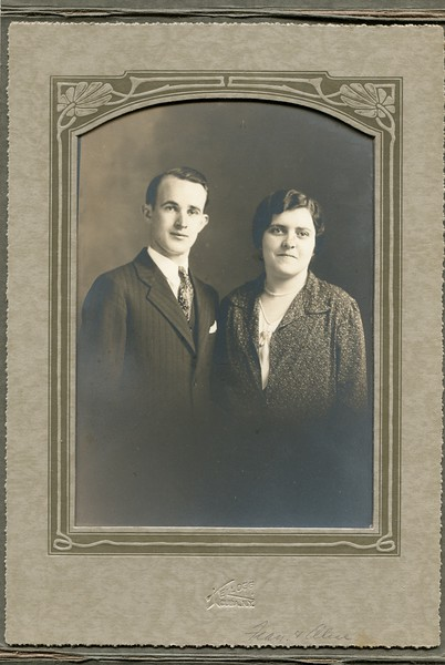 Francis and Alice VanDeventer