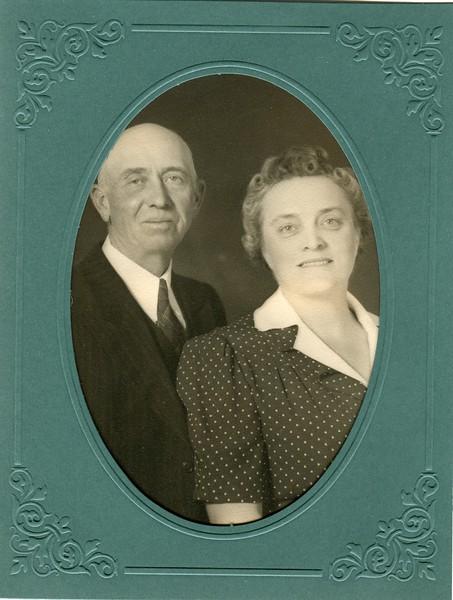 Wayne and Rena Palmer