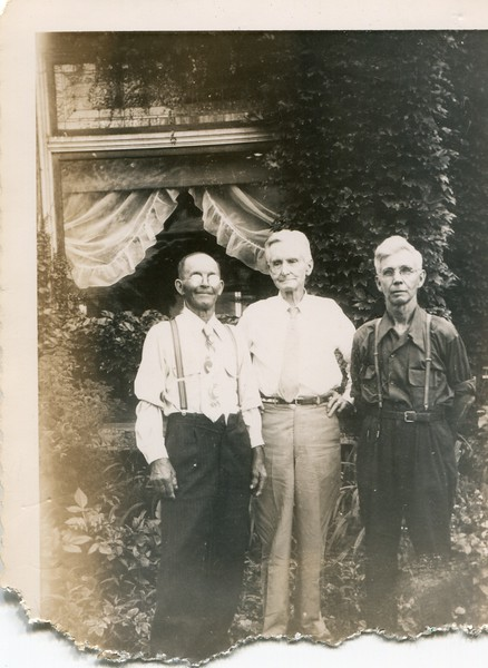 Fred and Frank Heuy