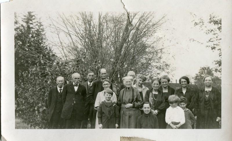 VanDeventer Family Photo 1