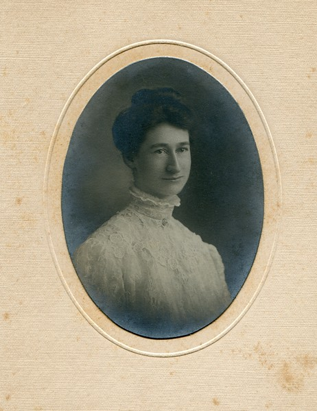 Grace Haring 1907