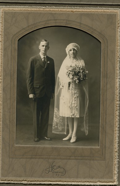 Eugene and Charlotte VanDeventer