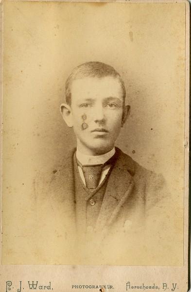 William S VanDeventer 1872-1907