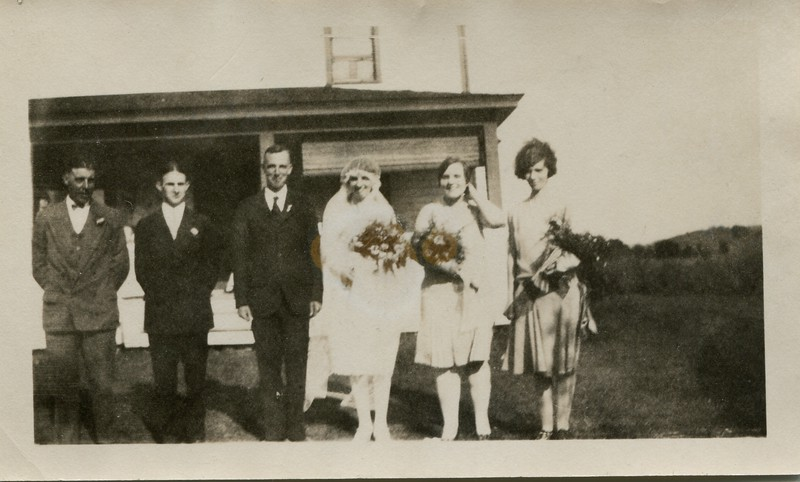 Eugenes wedding 1929