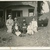 Shirley Waugh Esther Mills Edwin VanDeventer Louie Swift Aunt Clara Waugh Frank Waugh Ruth VanDeventer