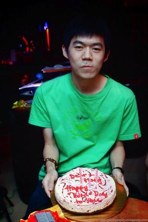 Happy Birthday to you, dude!!