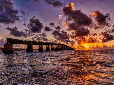 Bahia Honda Railroad Bridge - Marathon, FL