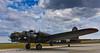 Texas Raiders B-17 Bomber at Wings Over Houston 2010 at Ellington Field in Houston, Texas