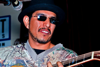 Los Lonely Boys at Cactus Music & Record Ranch in Houston, TX