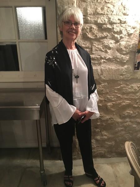 Mom in Gordes, France