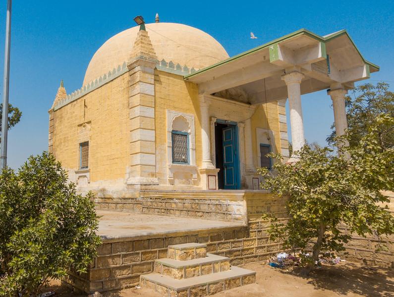 This Samadhi structure was built by Sri Ram Bawa Achaldas Sahib in 1934.