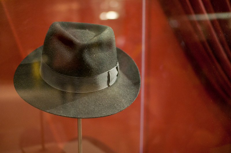 American History Museum: Michael Jackson's hat