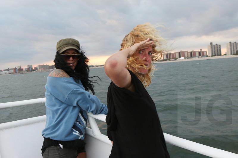 Riis Beach Adventures<br /> Queens, New York - 08.11.13<br /> Credit: Jonathan Grassi