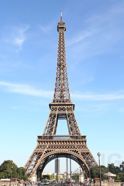 Eiffel Tower<br /> Paris, France - 09.01.13<br /> Credit: Jonathan Grassi