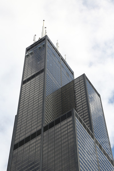 Sears Tower, Willis Tower<br /> Chicago, Illinois - 09.17.13<br /> Credit: Jonathan Grassi