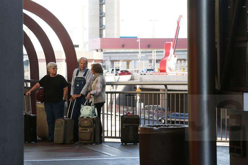 McCarran International Airport<br /> Las Vegas, Nevada - 03.06.15<br /> Credit: J Grassi