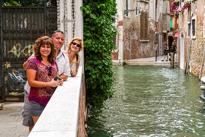 Venice with Family