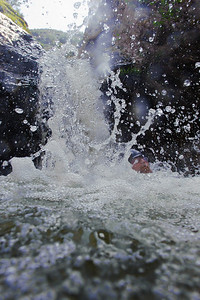 10_04_10 canyoneering Eaton Canyon 0762