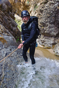 10_04_10 canyoneering Eaton Canyon 0331