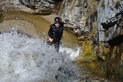 10_04_10 canyoneering Eaton Canyon 0364