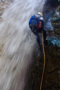 10_04_10 canyoneering Eaton Canyon 0972