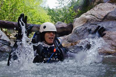 10_04_10 canyoneering Eaton Canyon 0665