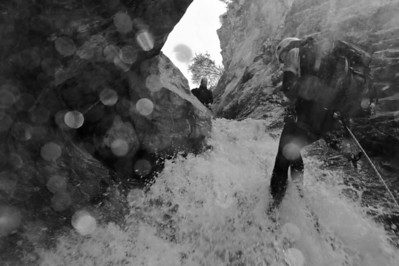 10_04_10 canyoneering Eaton Canyon 0816