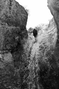 10_04_10 canyoneering Eaton Canyon 0958