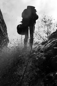 10_04_10 canyoneering Eaton Canyon 0449