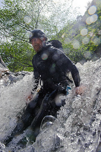 10_04_10 canyoneering Eaton Canyon 0178