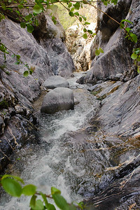 10_04_10 canyoneering Eaton Canyon 0768