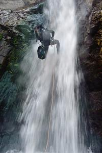 10_04_10 canyoneering Eaton Canyon 1133
