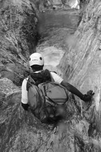 10_04_10 canyoneering Eaton Canyon 0682