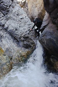 10_04_10 canyoneering Eaton Canyon 0594