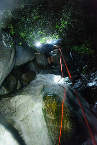 12_03_28 Canyoneering LSA at night 0153