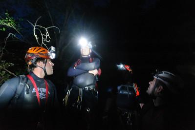 12_03_28 Canyoneering LSA at night 0027