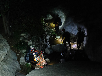 12_03_28 Canyoneering LSA at night 0069