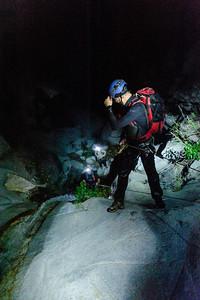12_03_28 Canyoneering LSA at night 0133