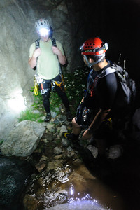 12_03_28 Canyoneering LSA at night 0056