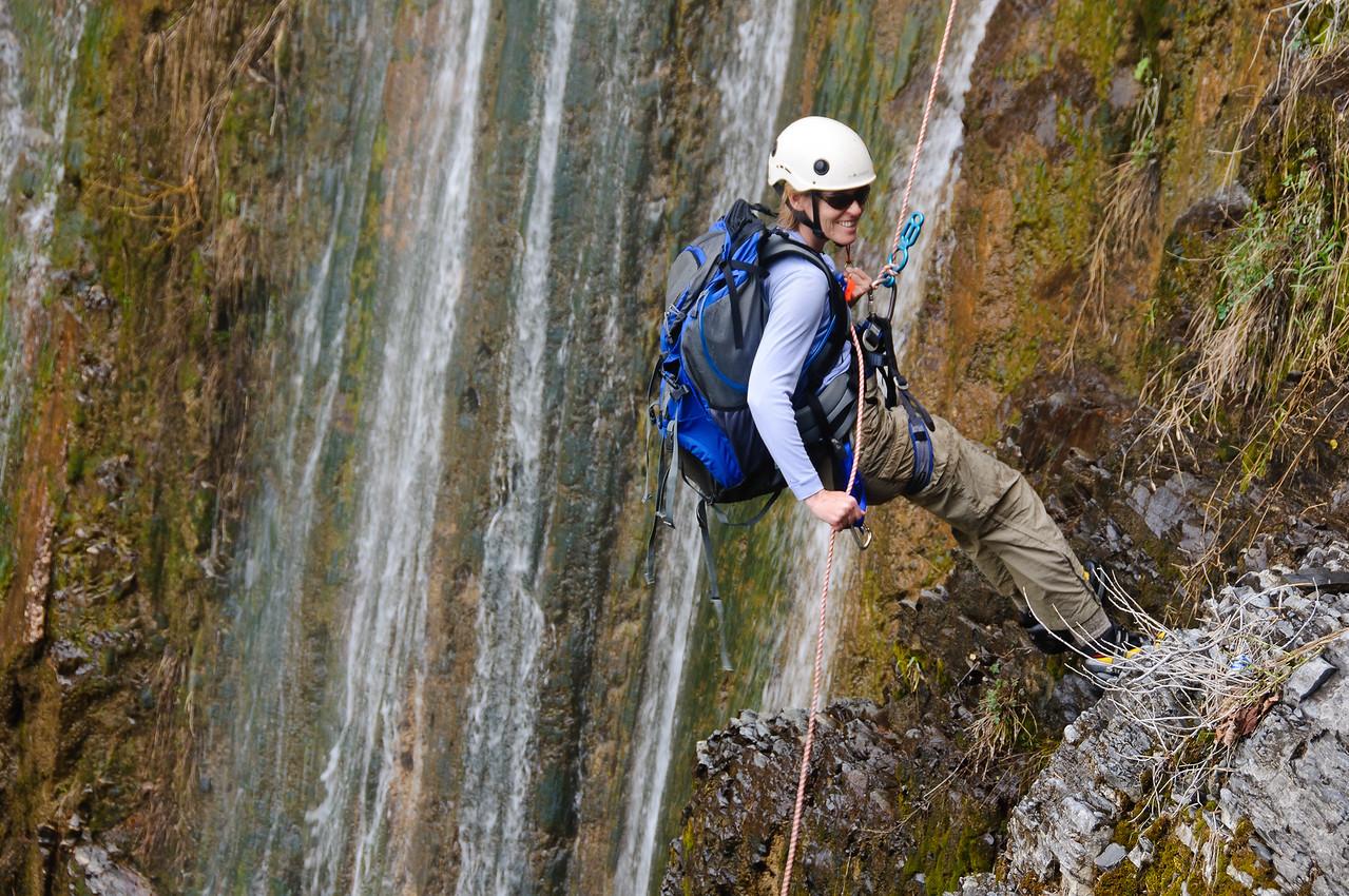 10_04_17 canyoneering Rose Valley Falls 0729